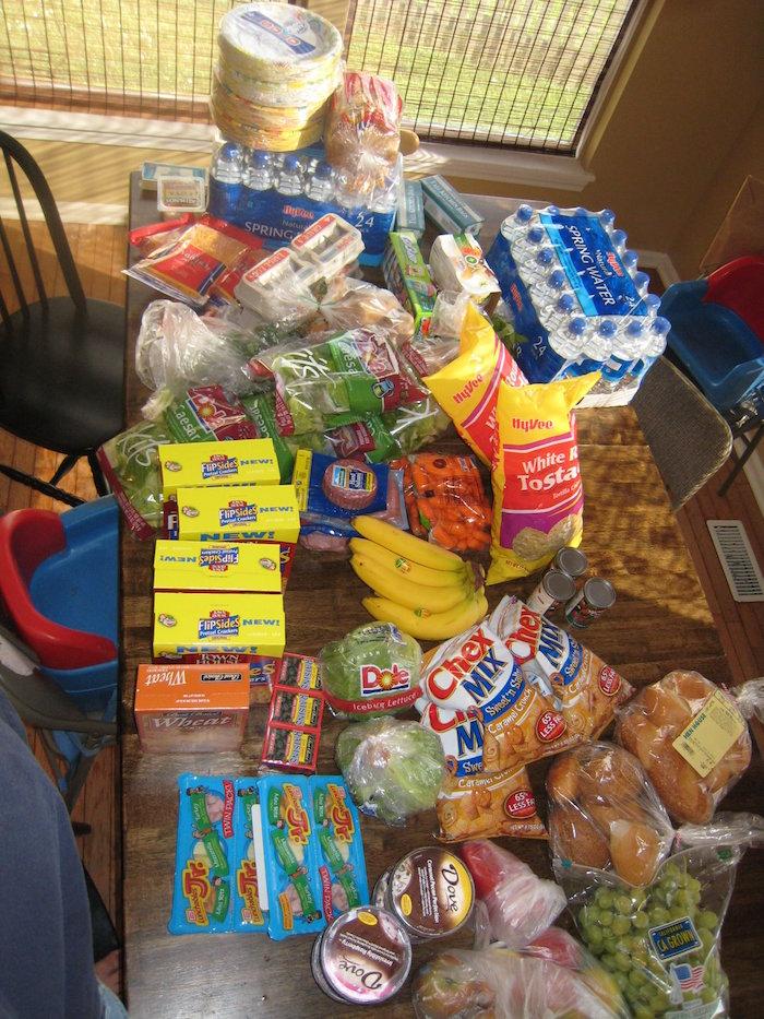 2008 June Grocery Geek trip