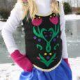 DIY Frozen Anna Costume | Life as MOM