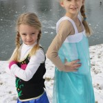 DIY Elsa Costume from Disney