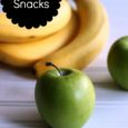Make Snacks Healthy