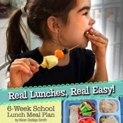 Pack Real Food Lunches for School
