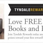 The Tyndale Rewards Program & a Chance to Win a Kindle Fire - a totally free book earning rewards program