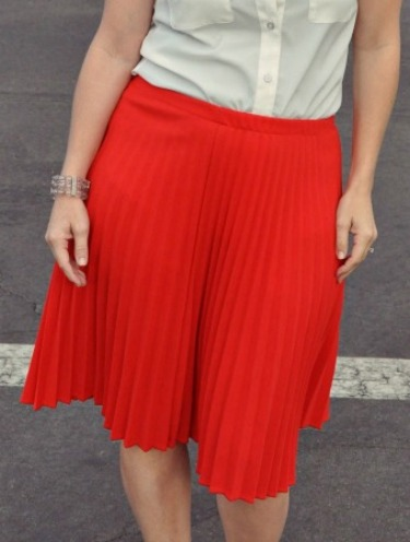 Wardrobe Success - Bold Skirt