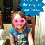 A Day in the Life with Kids Aged 16, 13, 11, 9, 7, and 5 - a real life look into what a day at our house looks like.