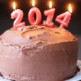 happy new year cake 2014
