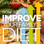 Help Your Family Eat Less Sugar & Feel Healthier | Life as Mom