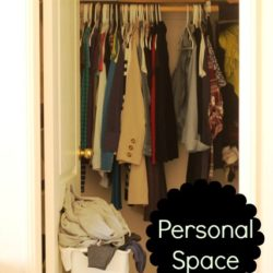 Zone Defense Check-in: Your Personal Space - a monthly accountability series to help you get your home in order.