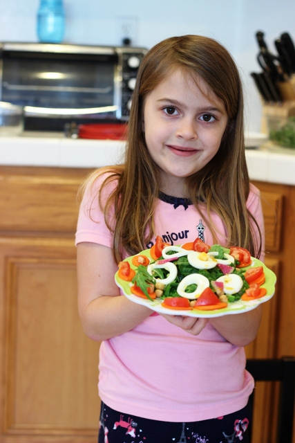How to Get Your Kids to Eat More Vegetables - Improve your family's diet with these easy tips for increasing the veg at your house.