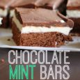 Chocolate Mint Bars Life as Mom FEAT