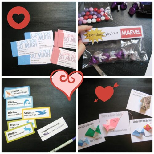 Make Your Own Valentines   Life as MOM - Free, easy printables to make some awesome homemade valentines.
