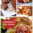 Valentine's Day Menu (Breakfast, Lunch, and Diner) and Grocery List | Life as MOM