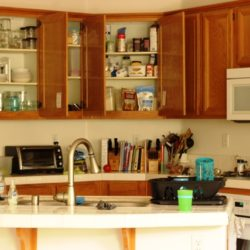 Zone Defense: Organizing the Kitchen - assignment for the month: get the kitchen in shape