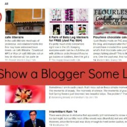 blogger some love