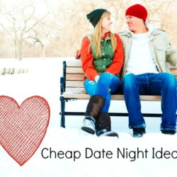 5 Cheap Date Night Ideas