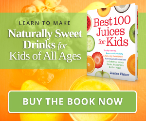Juices for Kids: Q&A - Why juice? Isn't juicing messy? What do you do with the pulp? These questions and more are answered.