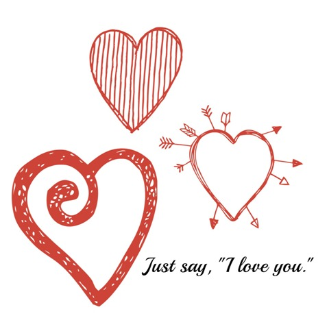 Just Say I Love You
