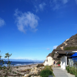 santa barbara hendry's beach