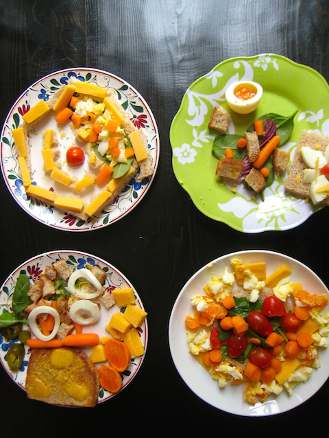 Make Healthy Meals Happy Ones - Win your kids to healthy foods through their heads as well as their hearts.