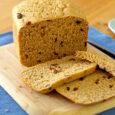 Raisin Bread Sliced