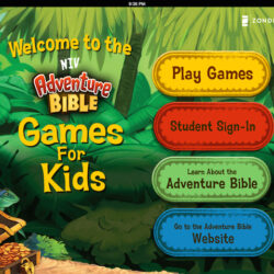 FREE Bible Games for Kids
