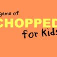 chopped for kids banner