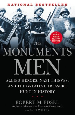 June Booking It: Reviews of The Monuments Men, Dear Mr. Knightley, & Anatole
