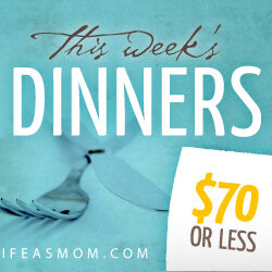 Dinners for $70 or Less: What Would You Like to See?