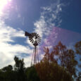 windmill sky