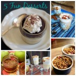 5 Fun Desserts | LifeasMOM.com - Serve these desserts in the very dish they are prepared in.
