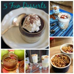 5 Fun Desserts | LifeasMOM.com