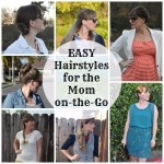 6 Easy Hairstyles to Do While Running Out the Door: Need a quick hairdo for busy mornings? You don