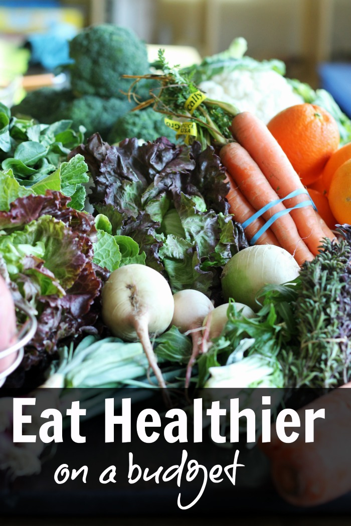 5 Ways to Eat Healthier on a Budget | Life as Mom