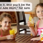 Juices for Kids: Q&A - Why juice? Isn