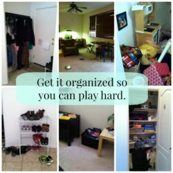 organize play hard