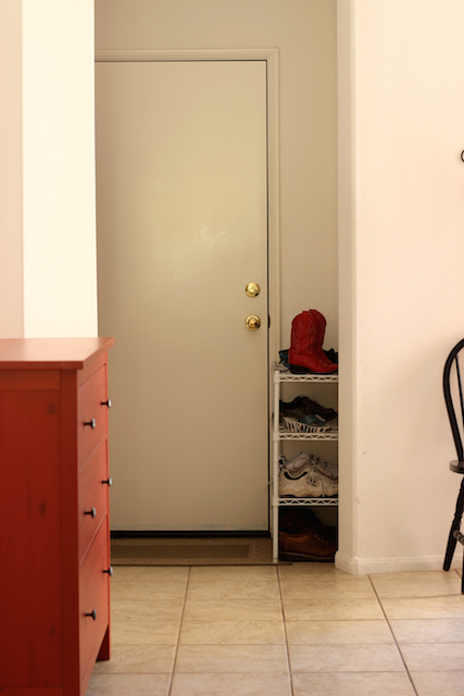 Zone Defense Check-in: The Living Spaces - On Zone Defense in April, we tackled cluttered living spaces.