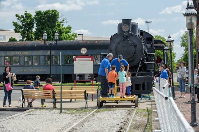 Celebrate National Train Day | Life as MOM