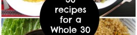 30 recipes whole 30