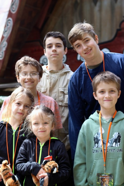 Our Summer School: Getting Out and About - Make weekly outings a learning experience.