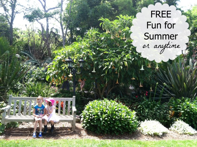 30 Things That Are FREE and FUN to Do Any Time of the Year