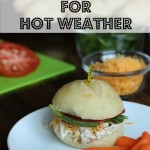 Meal Planning for Hot Weather - Hot days are coming, if you haven