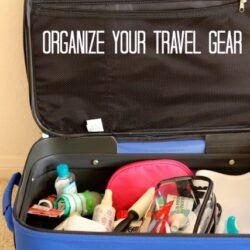 Organize Your Travel Gear
