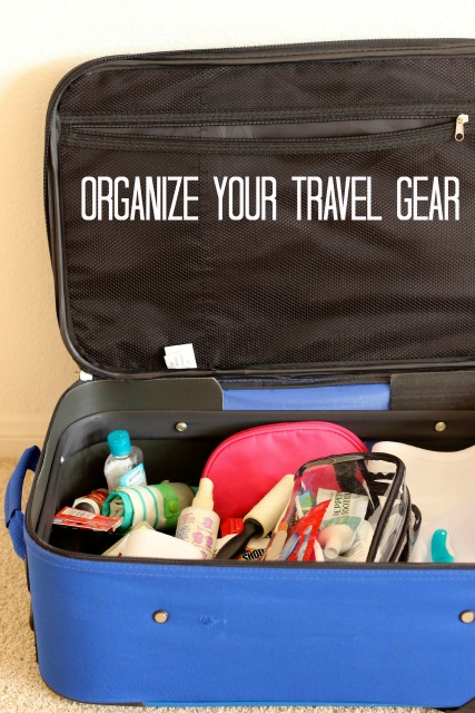 Zone Defense: Organizing Your Travel Gear