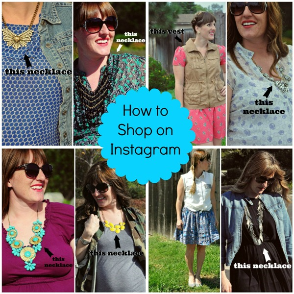 How to Shop on Instagram | Life as MOM