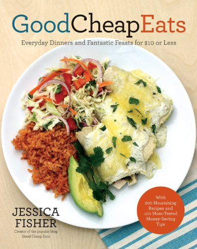 Easy Entertaining with the Good Cheap Eats Cookbook - Streamline the planning process for your entertaining by using the Good Cheap Eats Cookbook and the Wine4.Me App. | LifeasMOM.com
