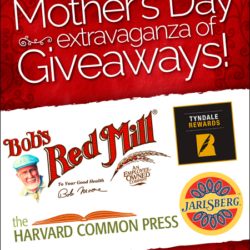 Happy Mother's Day: A Giveaway Extravaganza