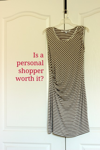 Is a personal shopper worth it? I know personal shopping can work. This instance worked for me. I know the shopping service can work for some people. It works for my friend.