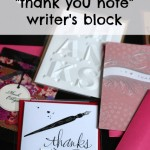 "A Guide to ""Thank You Note"" Writer"