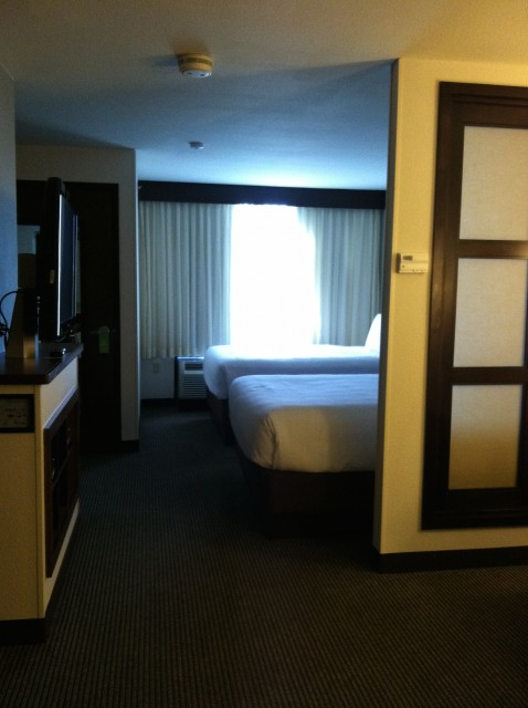 Hyatt Place is Family Friendly - Looking for summertime accommodations on the road? Give Hyatt Place a try.