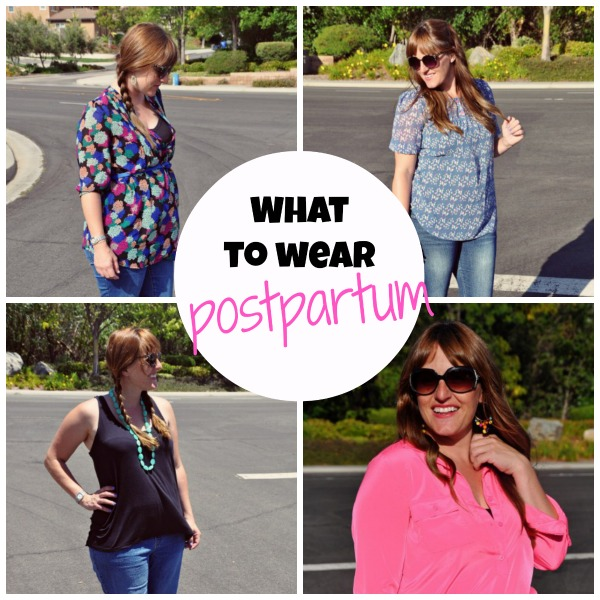 What to Wear Postpartum