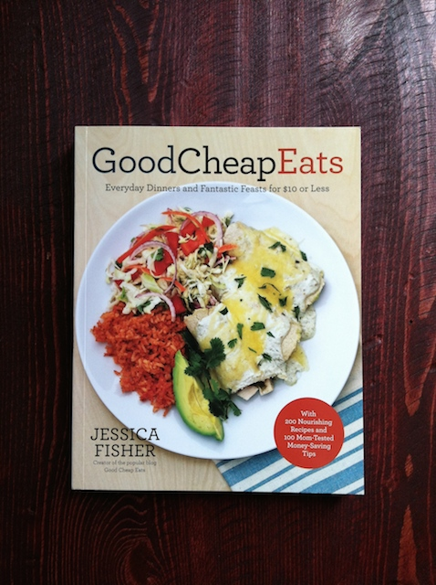 good cheap eats paperback